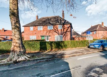 Thumbnail 3 bed semi-detached house for sale in Broughton Road, Stoke-On-Trent