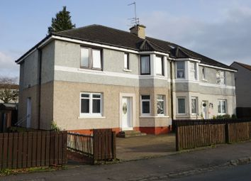Thumbnail 2 bedroom flat for sale in Scotia Street, Motherwell