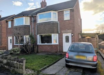 Thumbnail 2 bed semi-detached house for sale in Witney Road, Stafford