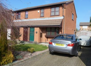 Thumbnail 3 bed semi-detached house to rent in Leysmill Close, Hinckley