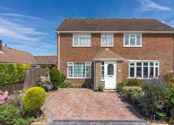 Thumbnail 3 bed semi-detached house for sale in Westergate Close, Ferring, Worthing