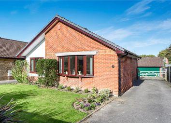 Thumbnail 3 bed detached bungalow for sale in Cereleton Park, Charlton Marshall, Blandford Forum, Dorset