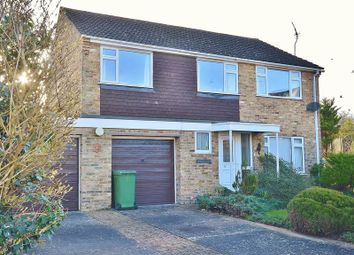 Thumbnail 4 bed detached house for sale in Wellhouse Way, Naphill, High Wycombe