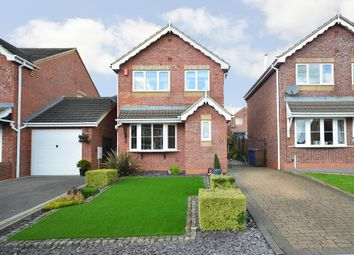 Thumbnail 3 bed detached house for sale in Ravenna Way, Meir Hay, Stoke-On-Trent