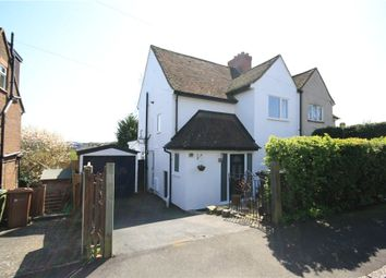Thumbnail 2 bed semi-detached house for sale in Roundhill Way, Guildford, Surrey