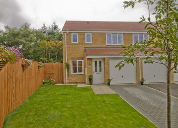 Thumbnail 3 bed semi-detached house for sale in Corporal Roberts Close, Hemlington, Middlesbrough