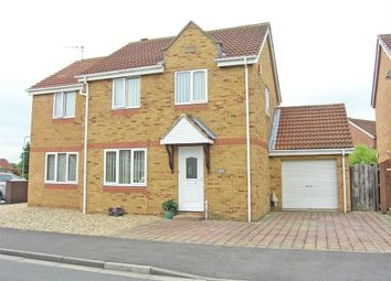 Thumbnail 4 bed detached house for sale in Garforth Close, Norton, Stockton-On-Tees, Durham