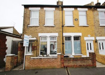 Thumbnail 2 bedroom end terrace house for sale in Kent Villas, Gordon Road, Southend-On-Sea
