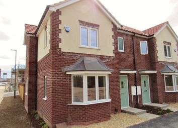 Thumbnail 3 bedroom semi-detached house to rent in Gervase Holles Way, Grimsby