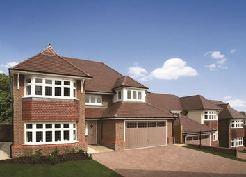 Thumbnail 4 bedroom detached house for sale in Northampton Lane North, Moulton, Northamptonshire