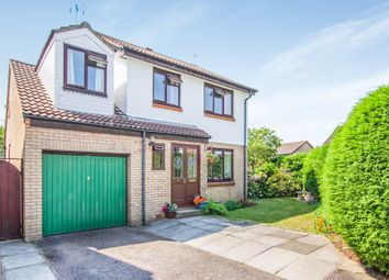 Thumbnail 4 bed detached house for sale in Gadshill Drive, Stoke Gifford, Bristol