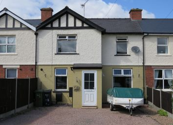 Thumbnail 3 bed terraced house for sale in Atlay Street, Hereford