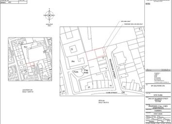 Thumbnail Land for sale in Wilkinson Street, Barnsley, South Yorkshire
