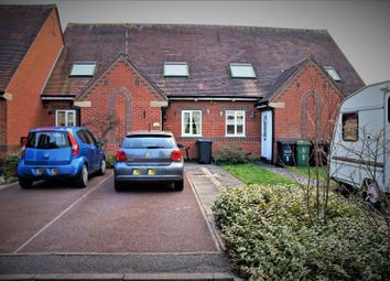 Thumbnail 2 bed town house for sale in School House Close, Anstey, Leicester