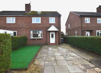 Thumbnail 3 bed property for sale in Moss Drive, Middlewich