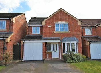 Thumbnail 4 bed detached house to rent in Douglas Drive, Ibstock