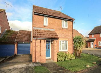 Thumbnail 3 bedroom detached house for sale in Earl Close, Middleleaze, Swindon