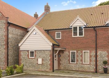 Thumbnail 3 bed barn conversion for sale in North Street, Langham, Holt