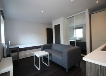 Thumbnail Studio to rent in Aria Apartments, Chatham Street, Leicester