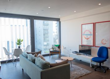Thumbnail 1 bed flat to rent in Chronicle Tower, 261 City Road, Angel, London