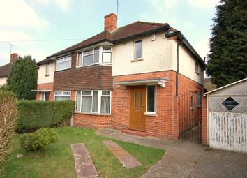 Thumbnail 2 bed semi-detached house for sale in Manor Way, Bagshot