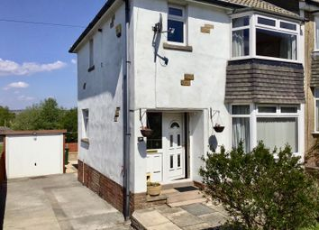 Thumbnail 3 bed semi-detached house for sale in Harden Grove, Keighley