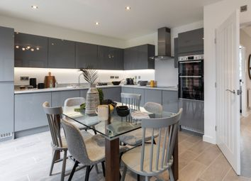"Thumbnail 4 bed detached house for sale in ""The Hallam"" at North End Road, Yatton, Bristol"