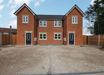 Thumbnail 3 bed semi-detached house for sale in St. John Street, Abram, Wigan