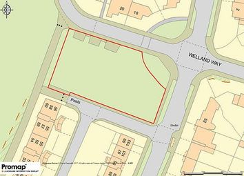 Thumbnail Land for sale in Welland Way, Northampton