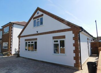 Thumbnail 3 bedroom detached bungalow for sale in Bushey Road, Ickenham