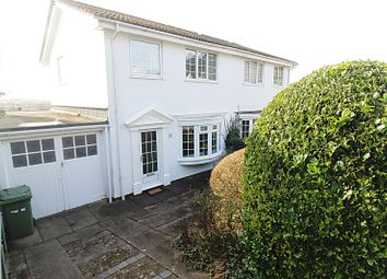 Thumbnail 4 bed semi-detached house for sale in Woodfield Road, Talbot Green, Pontyclun, Rhondda, Cynon, Taff.