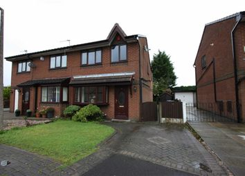 Thumbnail 3 bed semi-detached house to rent in Brent Close, Bradley Fold, Bolton