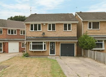 Thumbnail 4 bed detached house for sale in Sidlaw Rise, Warren Hill, Nottingham