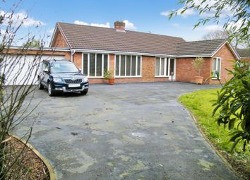 Thumbnail 3 bed detached bungalow for sale in Beacon Lane, Grantham