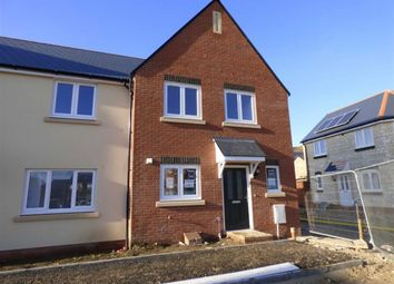 Thumbnail 2 bed end terrace house for sale in Chickerell Road, Chickerell, Weymouth