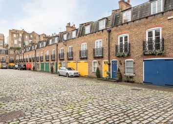 Thumbnail 3 bed mews house to rent in Bristol Mews, London