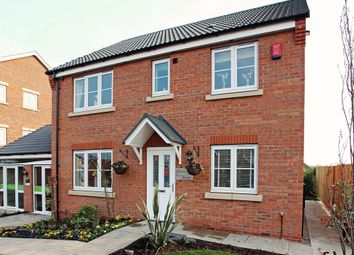 "Thumbnail 4 bed detached house for sale in ""The Cherryburn"" at The Middles, Stanley"