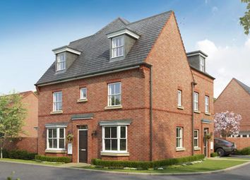 """Thumbnail 4 bedroom semi-detached house for sale in """"Hereford"""" at Pennefather's Road, Wellesley, Aldershot"""