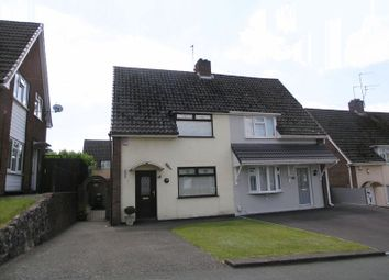 Thumbnail 2 bed semi-detached house for sale in Dudley, Russells Hall, Corbyn Road