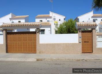 Thumbnail 4 bed detached house for sale in 03189 Punta Prima, Alicante, Spain