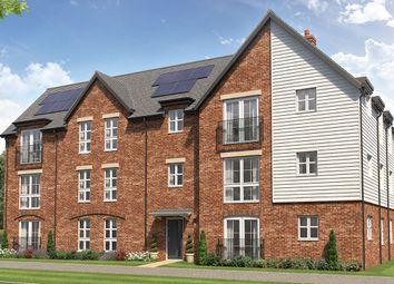 Thumbnail 2 bed flat for sale in Bampton Drive, Cottam, Preston