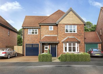 Thumbnail 4 bedroom detached house for sale in Forest Road, Waltham Chase, Southampton, Hampshire