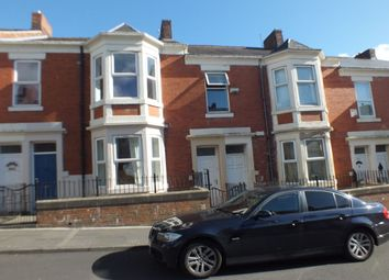 Thumbnail 2 bed flat for sale in Ellesmere Road, Newcastle Upon Tyne