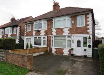 Thumbnail 2 bed semi-detached house for sale in Bridle Road, Eastham, Wirral