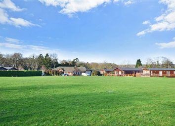 Thumbnail 3 bedroom mobile/park home for sale in Edgeley Park, Farley Green, Guildford, Surrey