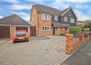 3 bed semi-detached house for sale in The Street, Upper Halling, Rochester, Kent ME2
