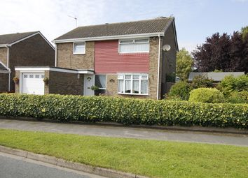 Thumbnail 4 bed detached house for sale in Inmans Road, Hedon, Hull