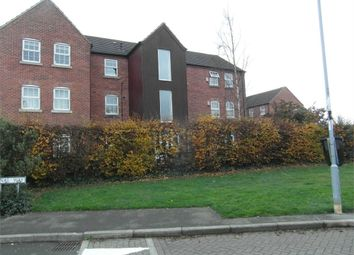 Thumbnail 2 bed flat for sale in Herons Court, Whitworth Avenue, Hinckley, Leicestershire