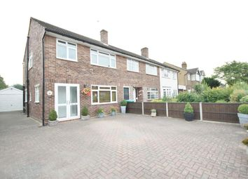 Thumbnail 3 bed end terrace house for sale in Curtis Road, Whitton, Middesex