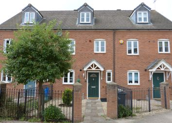 Thumbnail 3 bed town house to rent in Kinloss Drive, Kingsway, Gloucester